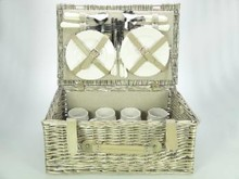 Lifestyle collectie │ Picnic Baskets 'Butterfly' (with capacity for 4 people)
