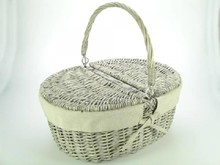 Lifestyle collectie │ Buy Cheap Picnic Baskets 'Singapore'? Size: 43 x 33 cm