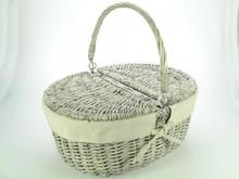 Lifestyle collectie │ Goedkope Picknickmanden 'Singapore' kopen? Afmeting: 43 x 33 cm