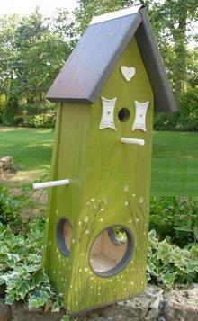 Greenwood Vogelvoederhuis Voorjaar