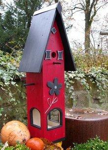 Greenwood Bird Feeder House Bloemendal