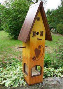 Greenwood Vogelvoederhuis Hartje Zomer