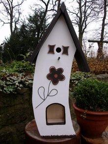 Greenwood Bird Feeder House Bola