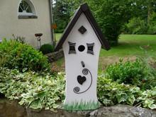 Greenwood Birdhouse Spik and Span