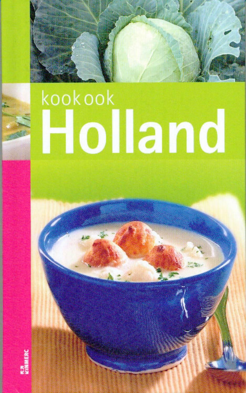 Engelse Keuken Kookboek : Kookboek  Kook ook Holland  kopen? Goods and Gifts