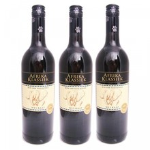 Classic red Africa, African red wine (0,75 liter)