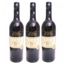 Klassisk rød Afrika, afrikansk rødvin (0,75 liter)
