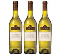 Виржини Совиньон, бяло качествено вино, 0.75 л