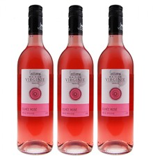Virginie Cuvee Rose, rose quality, 0.75 liters