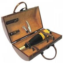 """Wijnkoffer 'Samba"""" geschikt voor 2 wijnflessen kopen?"""
