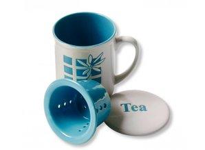 Theemok High Tea per stuk in doos verpakt!