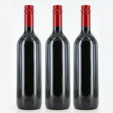 Червено вино с персонализиран етикет на вино