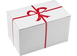 Goedkope geschenkverpakkingen voor 2 mokken kopen?