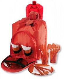 Евтини пикник в чанта със съдържание за 4 души