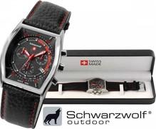 Schwarzwolf horloge Basel