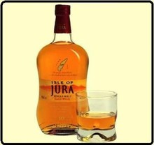 Isle of Jura Single Malt Whisky (10 years old)