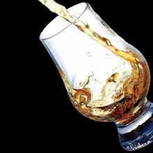 Whisky glass (the ultimate whiskey glass with a capacity of 19 cl)