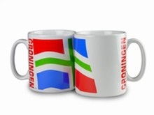 The most beautiful mug with the arms of the province of Groningen order here!