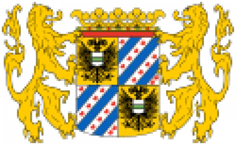 Goedkope glazen snoeppot wapen provincie Groningen - Goods and Gifts