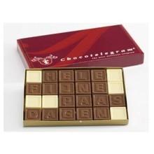Telegram til Påske købe? Den billigste telegram med chokolade!
