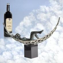 "Sculptuur ""Heaven on Earth"" incl. 1 fles kwaliteitswijn"