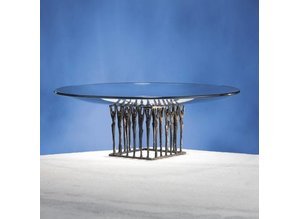 """Glass bowl with Sculpture """"Together to create"""" buy?"""