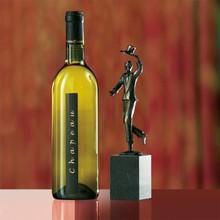 """Вино Пакети с тема """"Chapeau"""" (опаковани в елегантна кутия за подаръци)"""