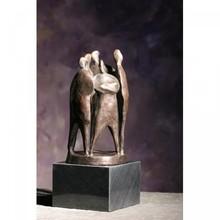 """Sculptuur """"Het Gesprek"""""""