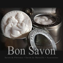 Bon Savon Primo Bacio, the first kiss! Bon Savon