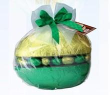 купуват евтини шоколадови великденски яйца? Евтини луксозни шоколадови великденски яйца в кутия за подарък