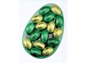 Goedkope chocolade Paaseieren in geschenkverpakking kopen? Goedkope luxe chocolade Paaseieren in geschenkverpakking