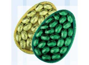 Luxe Paasei met chocolade Paaseitjes kopen?