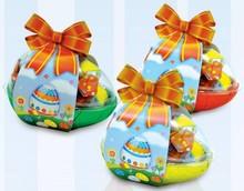Bonbon Paasei in geschenkverpakking met heerlijke gevulde chocolade bonbons kopen?