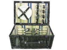 Lifestyle collectie │ Picknickmand Hollywood (compleet met inhoud voor 4 personen)