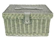 """Lifestyle collectie │ Goedkope Picknickmanden kopen? Picknickmand """"Geneve"""" (afmeting: 42 x 33 cm)"""