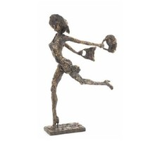 """Sculpture with the theme """"Good Mood"""""""