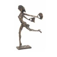 """Sculptuur met thema """"Een goed Humeur"""""""