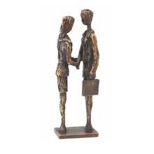 "Sculpture ""The Conversation"""