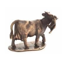 """Sculptuur """"Hoe een Koe een Haas vangt"""""""