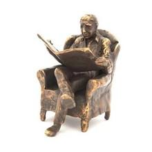 """Sculptuur met thema """"De Lezer"""""""