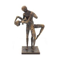 """Sculptuur """"De Tango"""""""