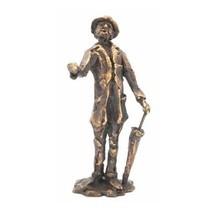 "Skulptur med temaet ""Rainman"""