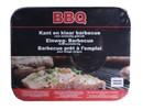 Wegwerp BBQ (Kant-en-Klaar) Wegwerp Barbecue voor eenmalig gebruik!