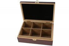The cheapest 6-compartment Tea Chest!