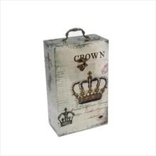 Wijnkoffer 'Kroon'