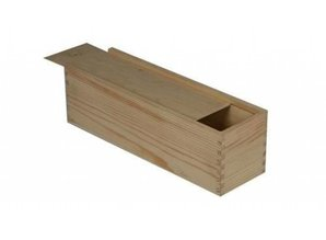 Buy Cheap 1-bin wine boxes with sliding lid?