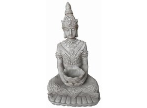 Boeddhabeeld Kwan Yin (zittend met schaal) kopen?