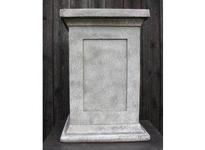 Base for Buddha-statue (størrelse 34 x 34 x 50 cm)