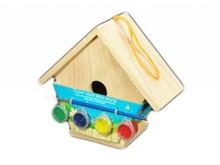 Lifestyle collectie │ Евтини Birdhouses да рисува себе си!