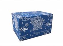 Bestil billige Jul Boxes? Jul Boxes med den ønskede farve og størrelse!
